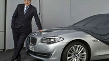 2010 BMW 5-Series F10 Leaked Official Photo