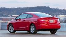 2012 Honda Civic (US spec) - 20.4.2011