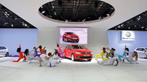 VW Polo for India market - 1600
