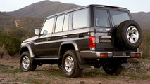 2007 Toyota LandCruiser 76 Wagon GXL