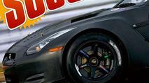 Nissan GT-R FIA GT specification