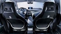Lexus LF-Ch Hybrid Premium Compact Concept - hi res