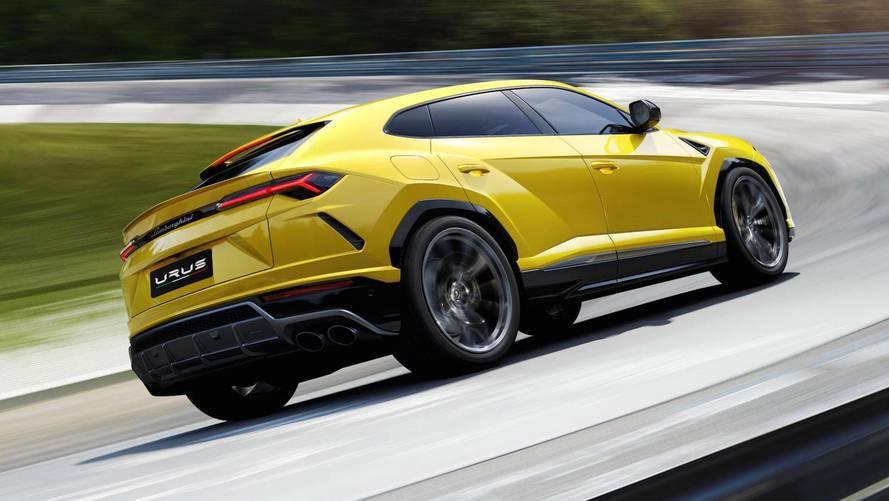Lamborghini vise un record sur le Nürburgring avec l'Urus