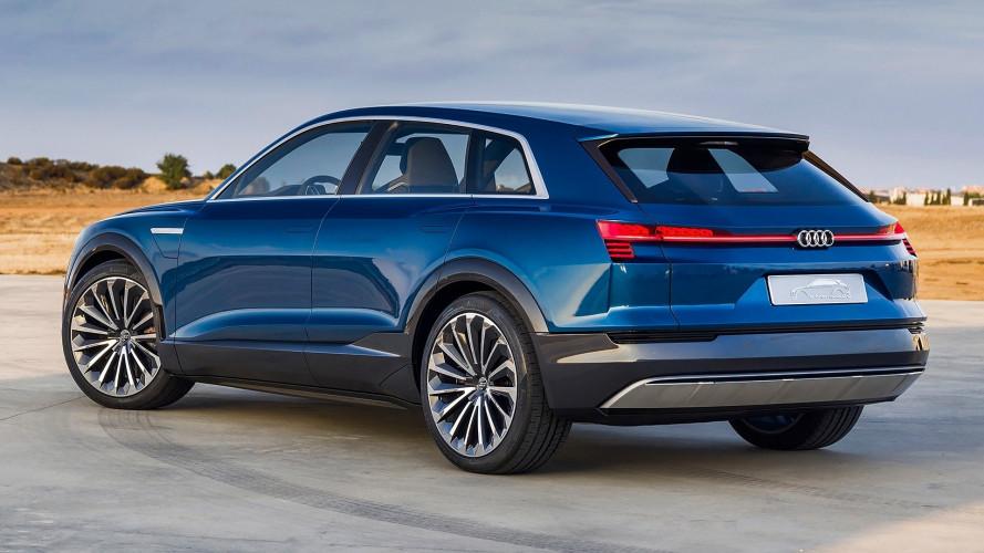 Audi e-tron quattro, tutti i segreti del SUV elettrico
