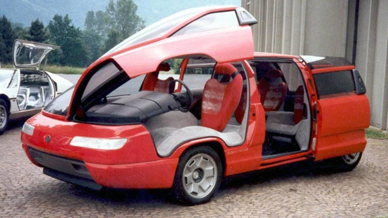 Mini Supercars For Sale >> 1988 Bertone Lamborghini Genesis concept | Motor1.com Photos