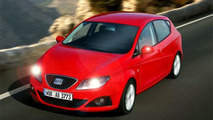 artists impression of 2009 Seat Ibiza