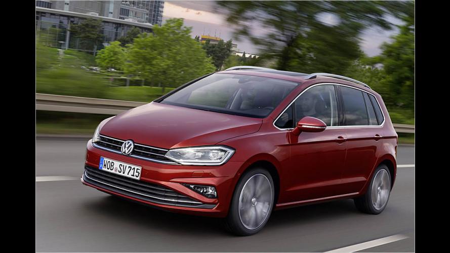 VW Golf Sportsvan mit 1.5 TSI im Test