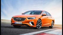 I sedili sportivi della Opel Insignia GSi