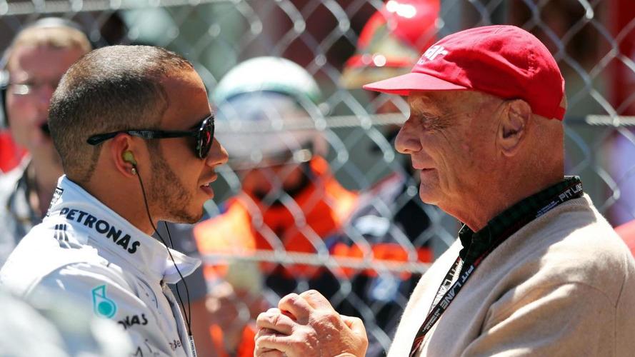 No team orders despite Mercedes dominance