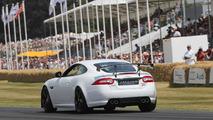 2014 Jaguar XKR-S GT (UK-spec) 31.07.2013