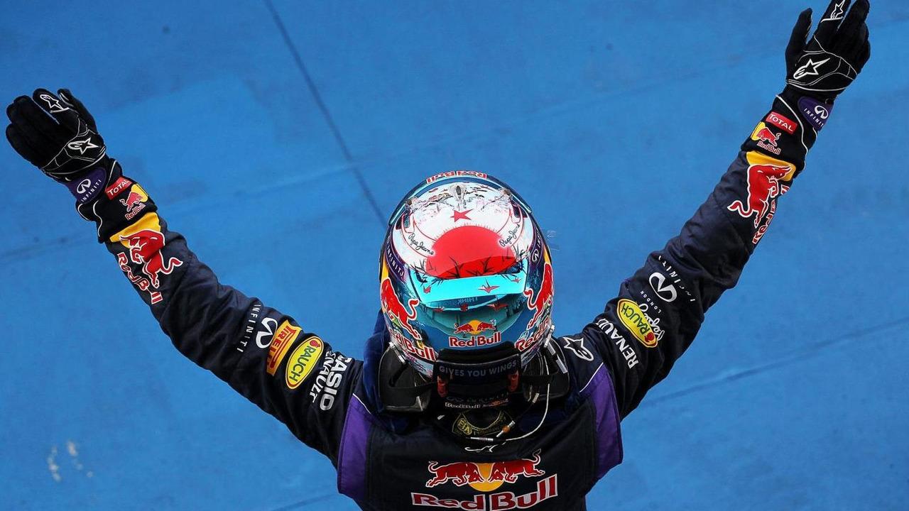 Sebastian Vettel 13.10.2013 Japanese Grand Prix
