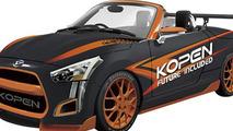 Daihatsu Kopen Future Included concept