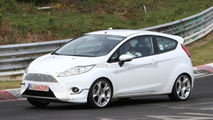 Ford Fiesta ST 3- and 5-door spied 24.05.2011