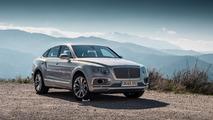 Bentley Bentayga Coupe rendered, could actually happen