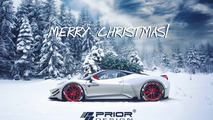 Prior Design Season's Greetings