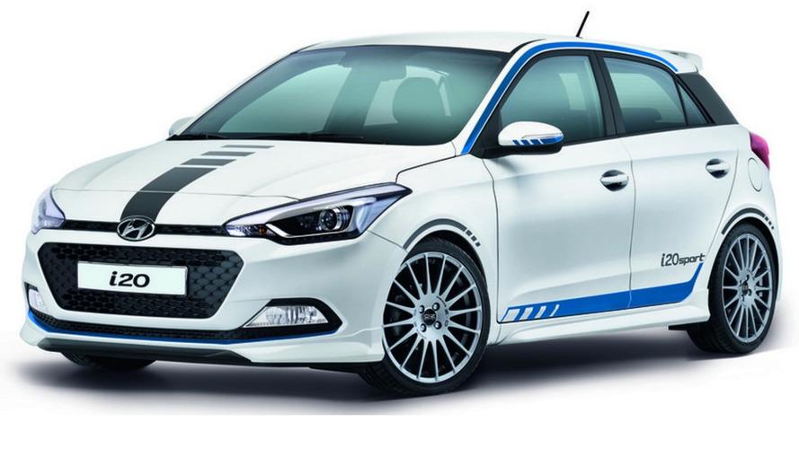 ¿Habrá un Hyundai i20 N en 2018 con 200 CV?