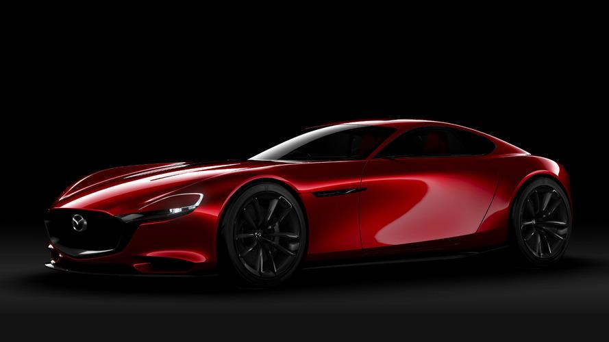 Mazda RX-Vision : bientôt en production ?