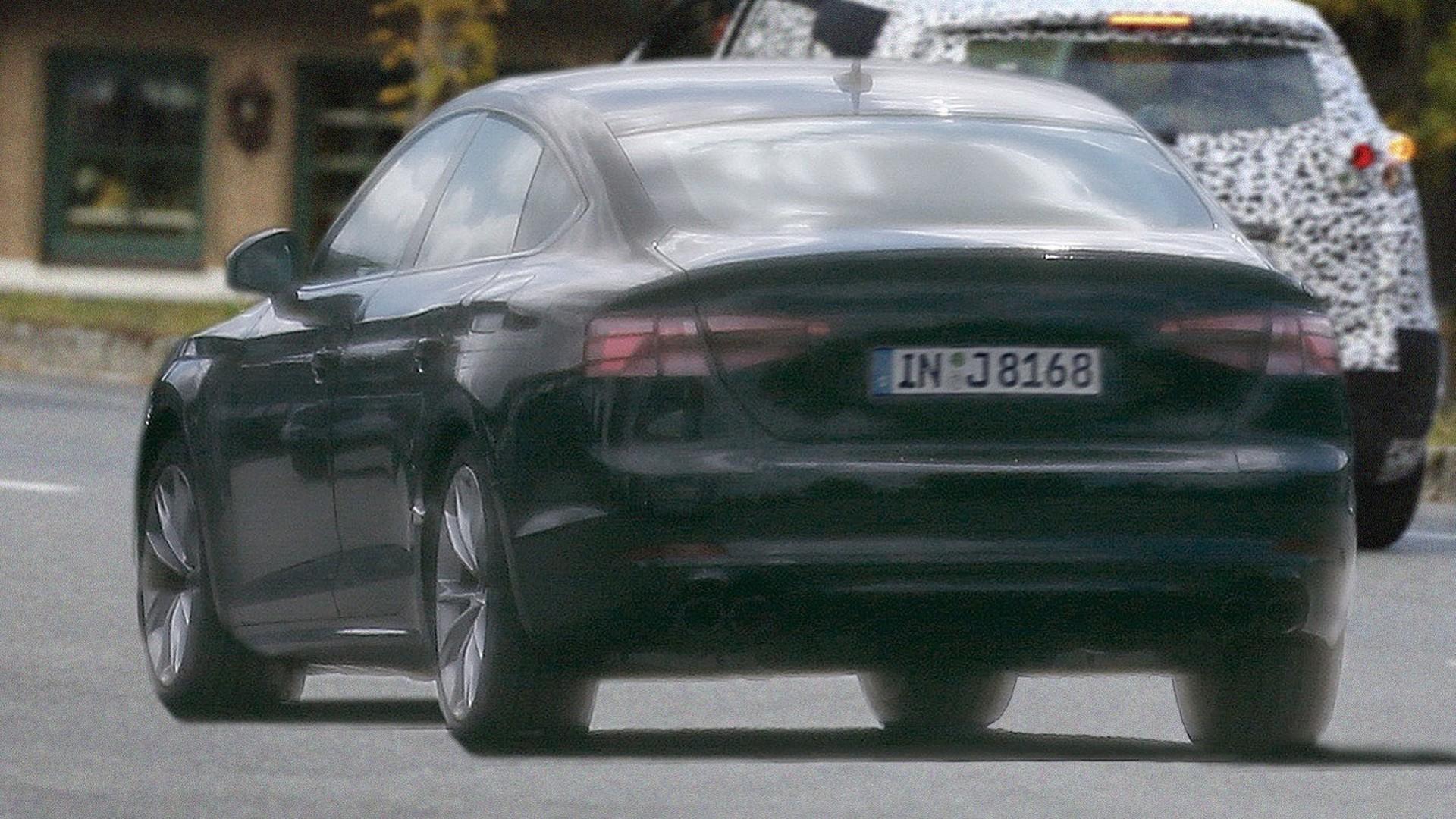 2017 Audi A4 Sedan Spy Photos News Car And Driver | Autos Post