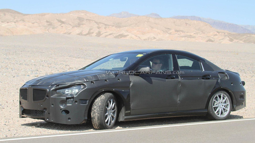 2013 Mercedes-Benz CLC set for 2012 New York auto show debut