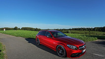 Mercedes C63 S by Wimmer RST