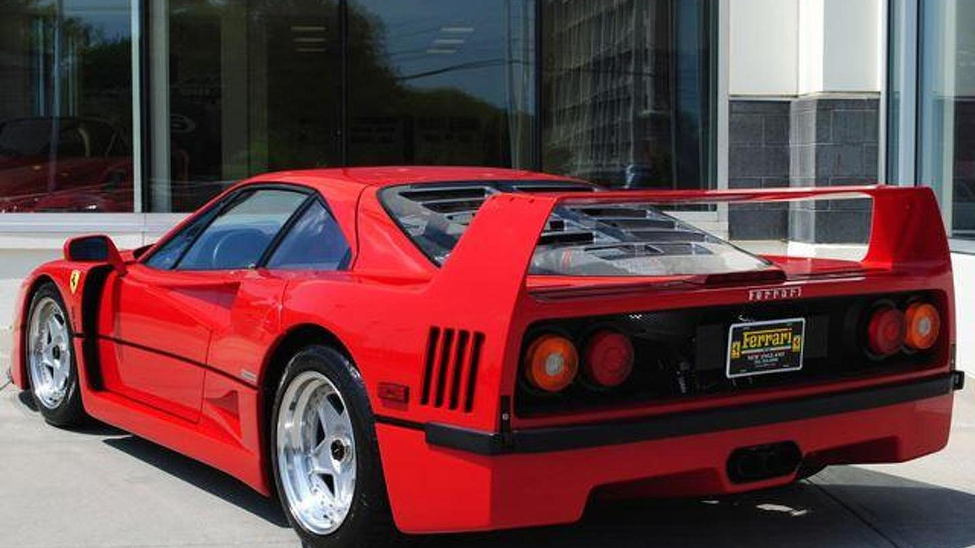 1990 ferrari f40, 1995 f50 and 2003 enzo available on  for 6.2