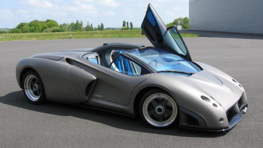 Lamborghini Pregunta one-off on sale for 2.1M USD [video]