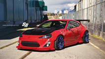 Scion FR-S prepared by SR Auto Group
