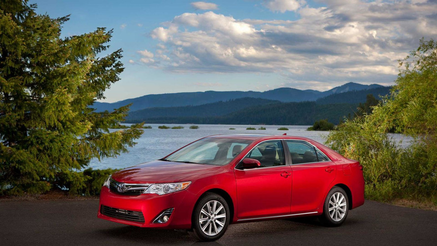 Toyota Camry to receive