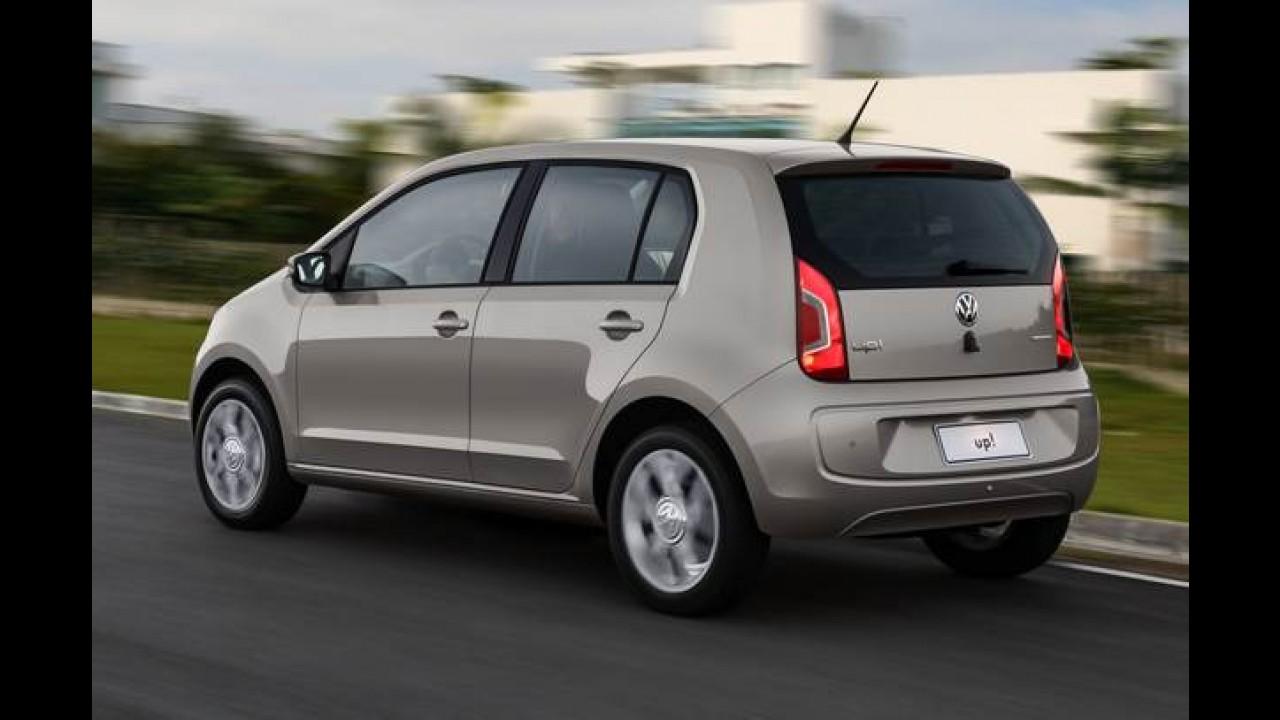 Volkswagen up! I-Motion é lançado com preços entre R$ 30.990 e R$ 42.160