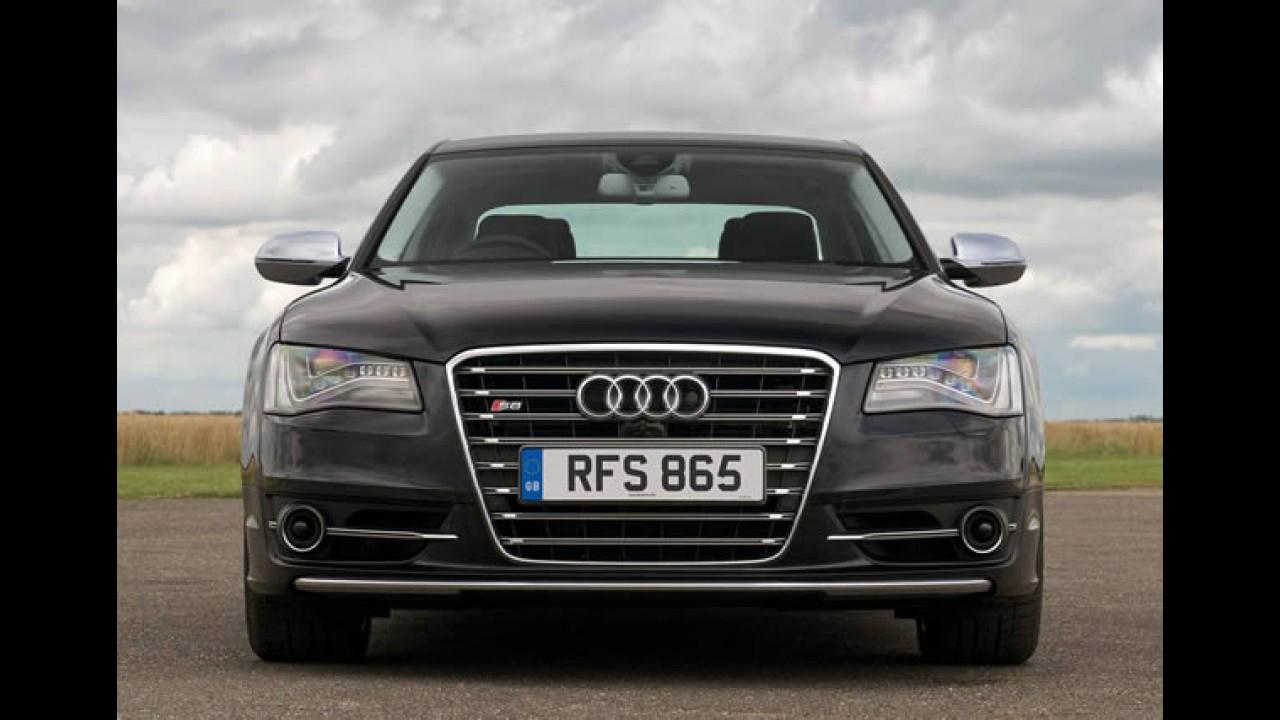 Audi terá sedã aventureiro A9 baseado no Q7 em 2016