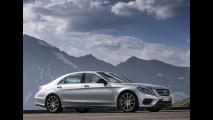 Novo Mercedes-Benz S63 L AMG 2014 chega ao Brasil por US$ 321.900