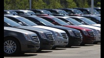 Recorde: um em cada cinco carros dos EUA passou por recall neste ano