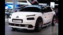 Citroën mostra conceito C4 Cactus AIRFLOW em Paris