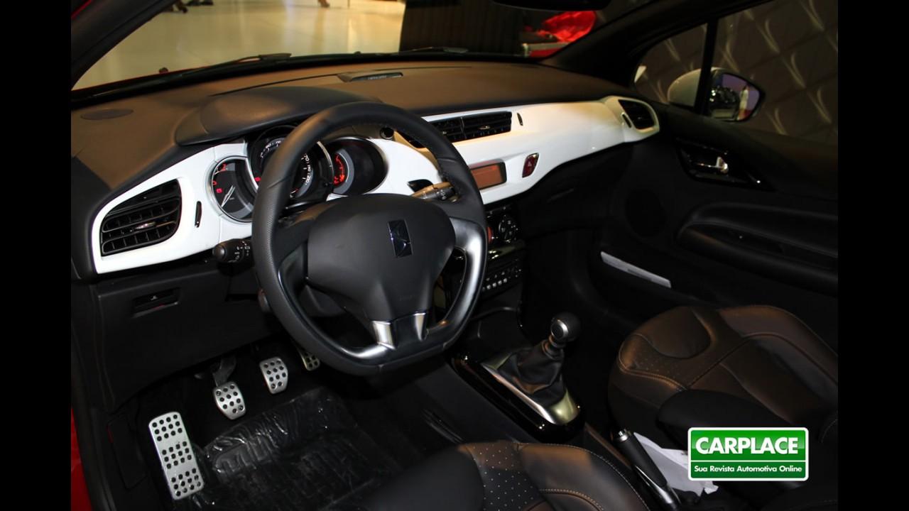 Citroën DS3 será lançado no Brasil no próximo dia 22