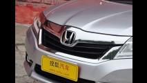 Galeria: Veja os detalhes do novo Honda Crider