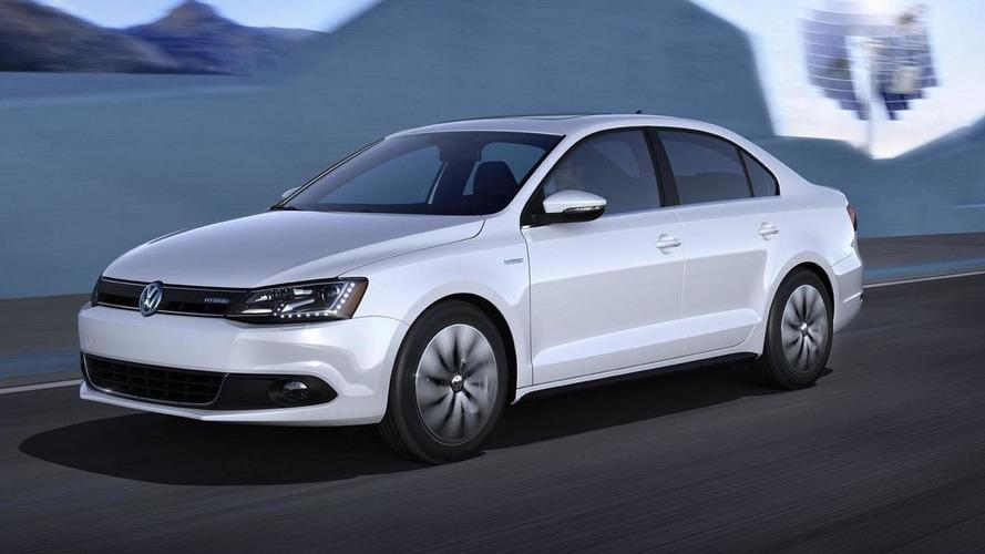 2013 Volkswagen Jetta Hybrid pricing announced (US)