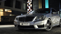 Prior-Design body kit for Mercedes E-Class - 23.12.2011