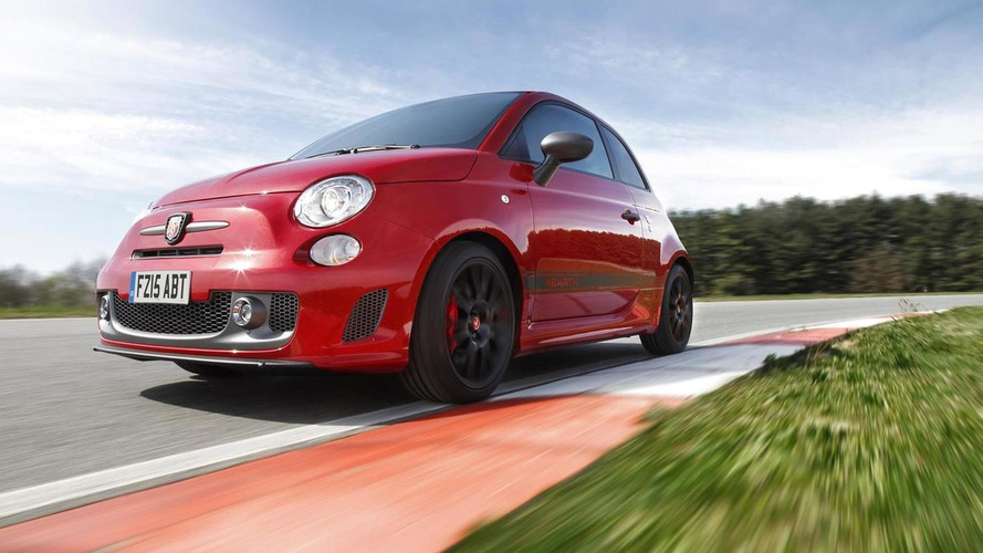 2015 Abarth 595 Competizione announced with 20 bhp increase