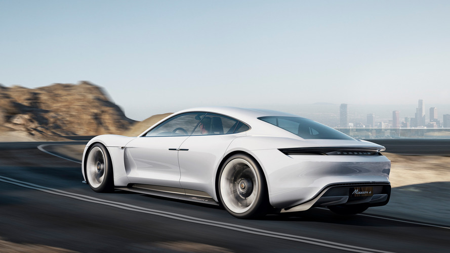 Porsche says electric 911 doesn't make sense right now