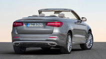 Mercedes GLC Convertible rendering