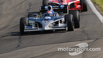 Raphael Matos, de Ferran Luczo Dragon Racing, Dario Franchitti, Target Chip Ganassi Racing