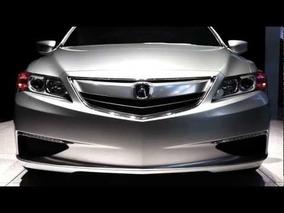 2012 Acura ILX Concept - 2012 Detroit Auto Show