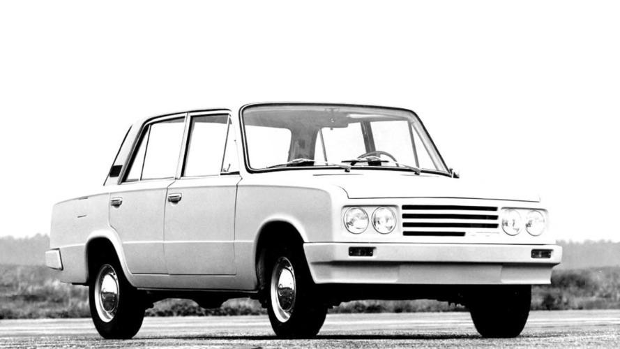 Soviet Bloc Cars Were Weird: Lada - Porsche 2103