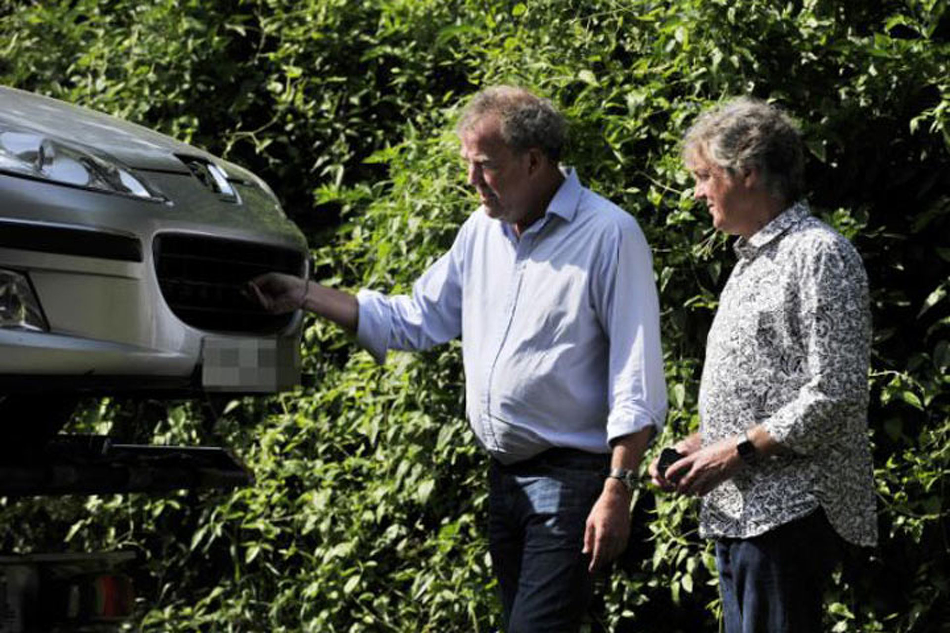 Jeremy Clarkson Has Officially Been Fired From 'Top Gear'