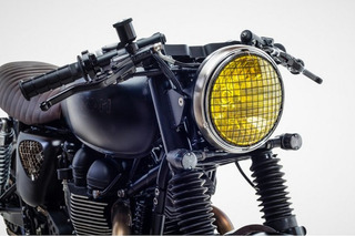 Check out This Custom Triumph Made for David Beckham