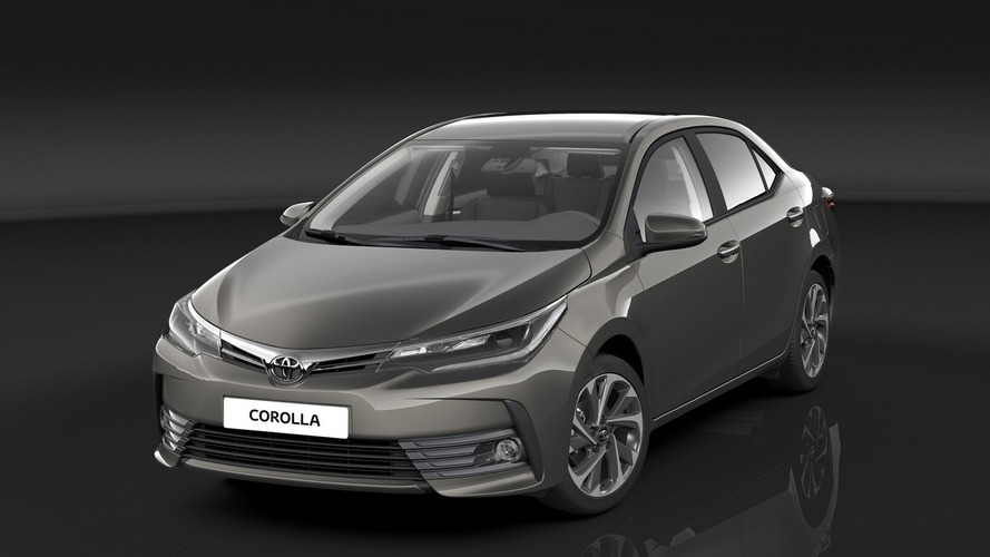 Toyota présente la Corolla new look