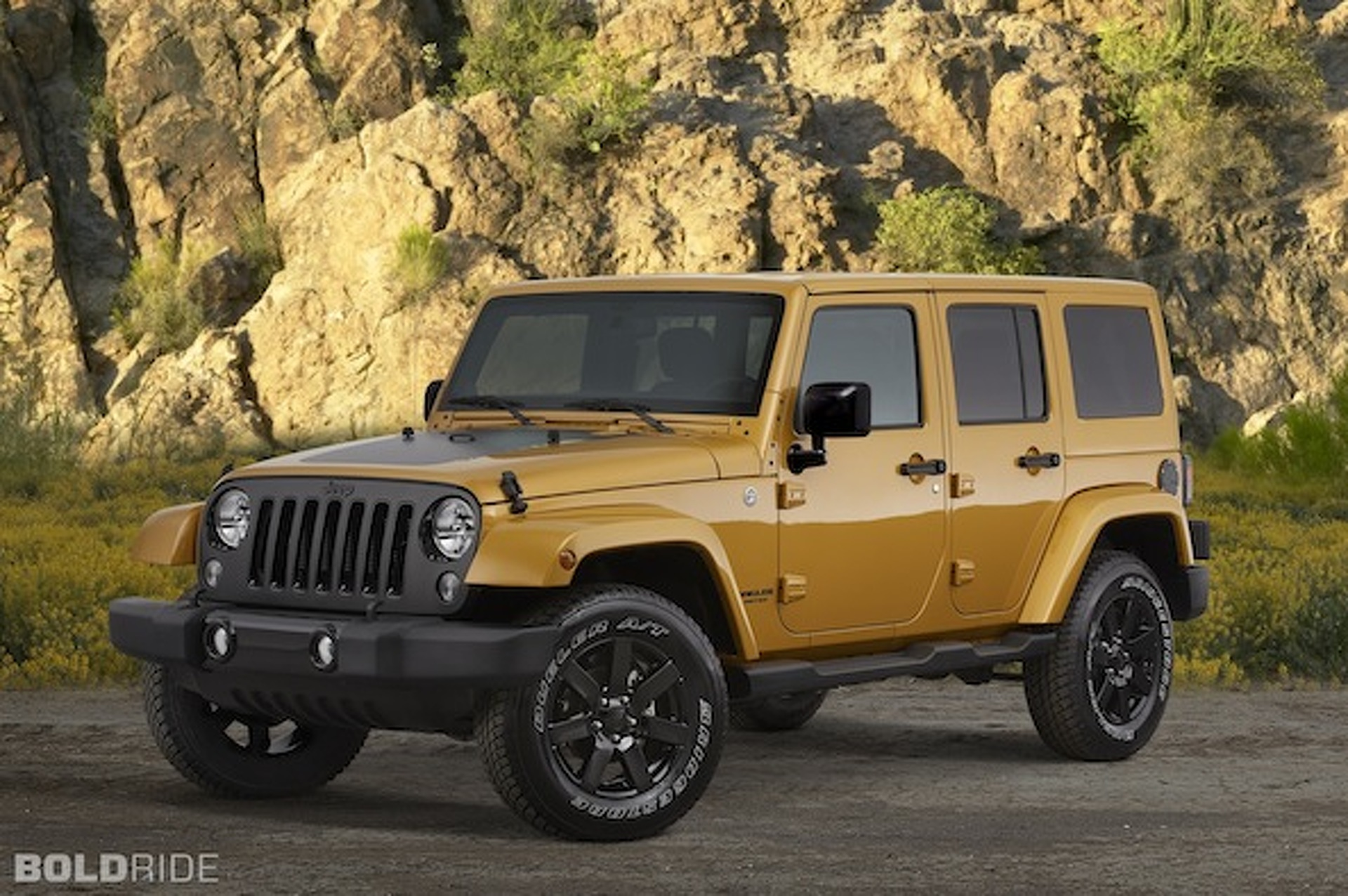 Jeep is Gettin' High With its New Altitude Lineup