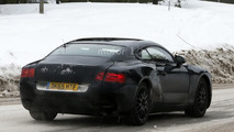 Spyshots de la Bentley Continental GT 2018