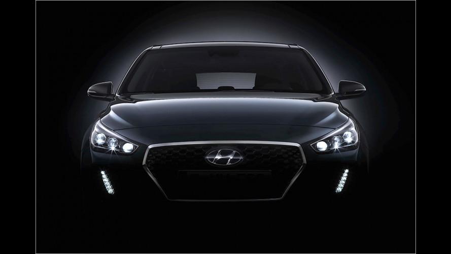 Hyundai i30: Erste Bilder der Neuauflage