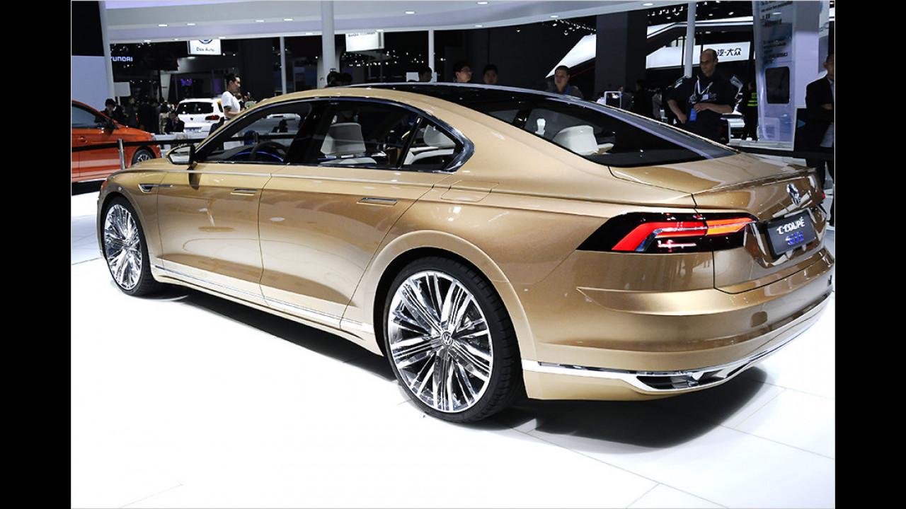 VW C Coupé GTE